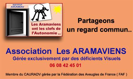"""Association """"Les Aramaviens """""""